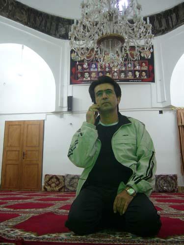 سن سی یزدانی نایب رئیس فدراسیون کاراته جمهوری اسلامی ایران